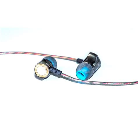 Knowledge Zenith Moving Coil In Ear Earphones 35mm Wit 2010 knowledge zenith moving coil in ear earphones 3 5mm with mic kz ed10 black blue