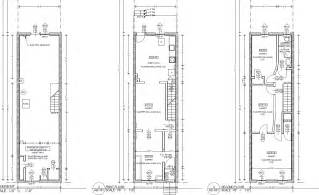 Narrow Apartment Floor Plans Narrow Basement Design Home Decoration Live