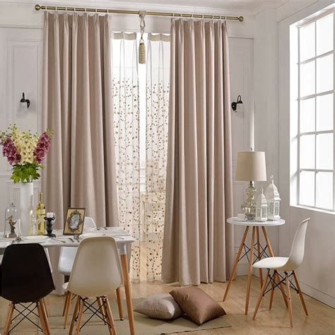 how to style curtains modern natural linen curtains in eco friendly style