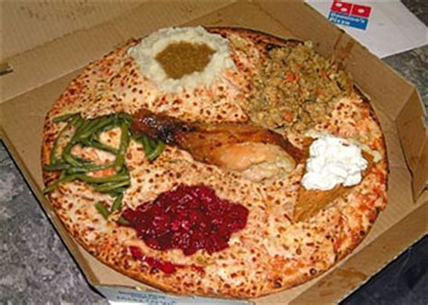 domino's introduces thanksgiving feast pizza | serious eats