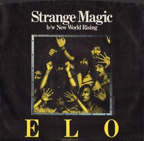 electric light orchestra strange magic electric light orchestra strange magic i loooove that
