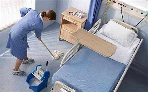 molecular anthropology a brighter future for hospital room cleaning techniques