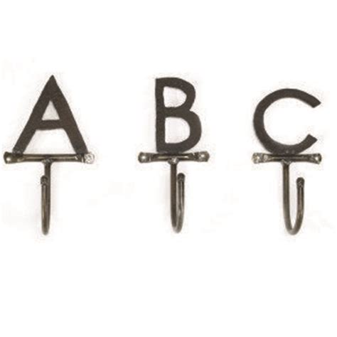 letter hooks for bathroom letter hooks gatski metal