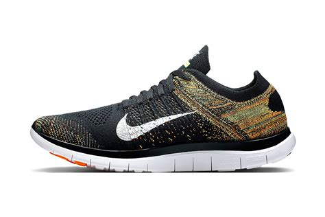 Sepatu Nike Flyknit Series 02 Casual Sneaker Running 40 43 nike free run 4 0 weight