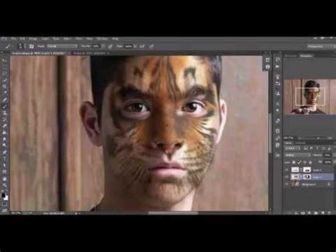 cara membuat foto menjadi sketsa dengan photoshop youtube cara membuat foto menjadi muka harimau dengan photoshop