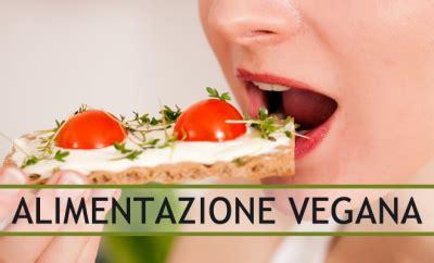 corretta alimentazione vegana vivere donna