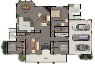 Home Floor Designs by Floor Plans House Plans New Zealand Ltd