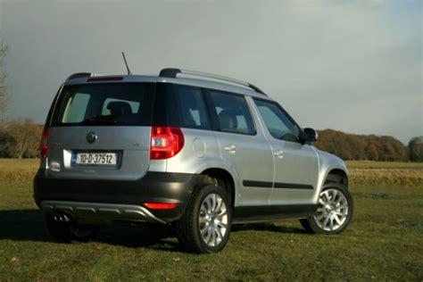 skoda yeti 2 0 tdi 4x4 experience review carzone new car