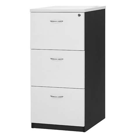 Cabinet Edge by Edge Filing Cabinet Three Drawer Office Furniture