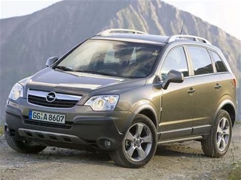 Opel Antara Workshop Amp Owners Manual Free Download