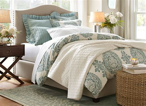 the proper way to make a bed how to make a bed pottery barn