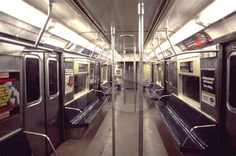car upholstery nyc subway car interior