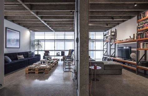 industrial apartment reved modern industrial apartment in the iconic