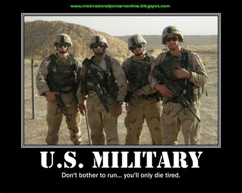 printable military jokes 104 best images about mostly army quot motivational quot posters