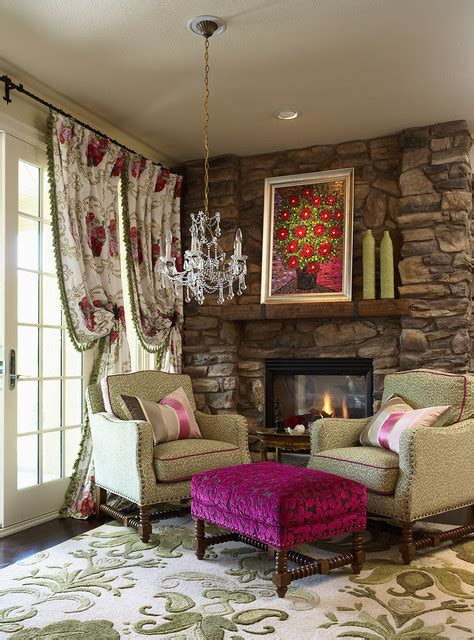 eclectic style living room sitting area eclectic living room minneapolis by cih design