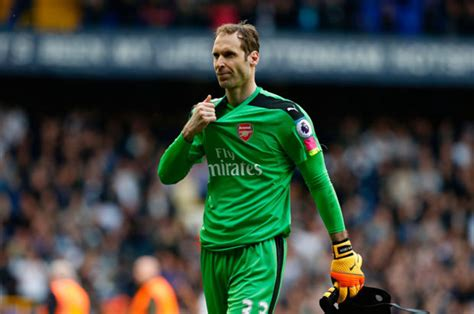 arsenal gk arsenal goalkeeper petr cech makes honest admission after