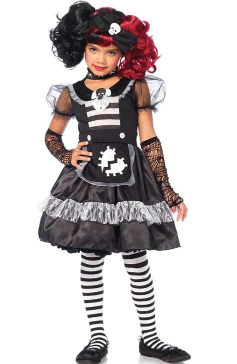 black doll costume rag doll costume deluxe doll