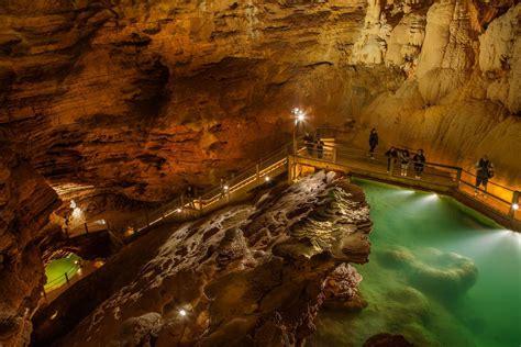Gouffre De Padirac Пещеры Падирака Миди Пиренеи
