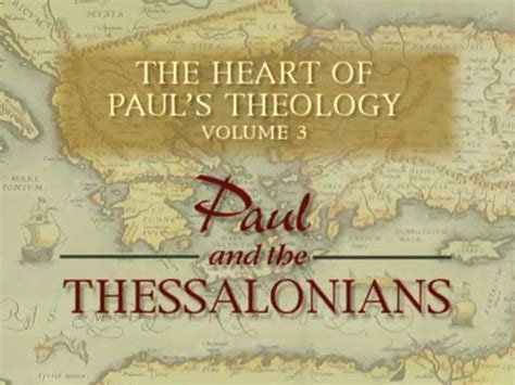 in in paul explorations in paul s theology of union and participation books the of paul s theology paul and the thessalonians
