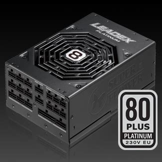 Flower Leadex Platinum 750w Sf 750f14mp 80 Pl 20170228 superflower psu pricelist gamer store