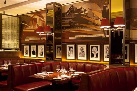 The Grill Room Restaurant by The Colony Grill Room Mayfair Restaurant