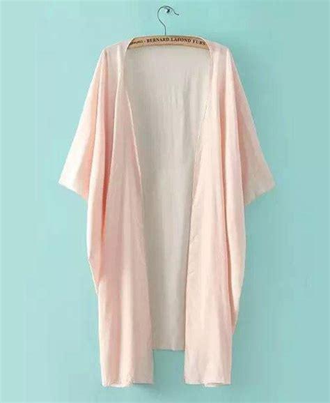 Plain Kimono plain light pink kimono from east kimono