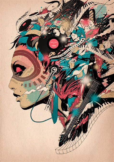 design inspiration digital imaginary digital art for your inspiration