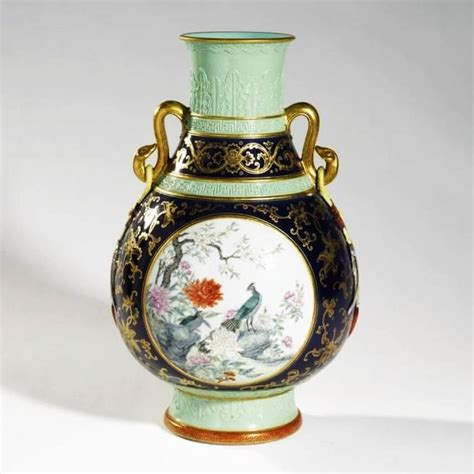 Qing Dynasty Vase Value by 4 Qing Dynasty Vase Price 18 Million These Are The