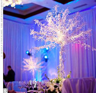 winter wedding tree centerpieces show me your winter centrepieces summer ones for nzgirl