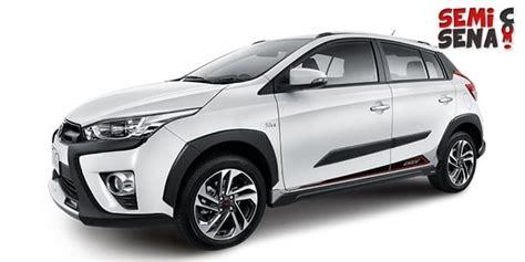 Toyota Car Decal Sticker Toyota Bagian Bak Belakang Ukuran Besar 120cm harga toyota yaris heykers 2017 review spesifikasi