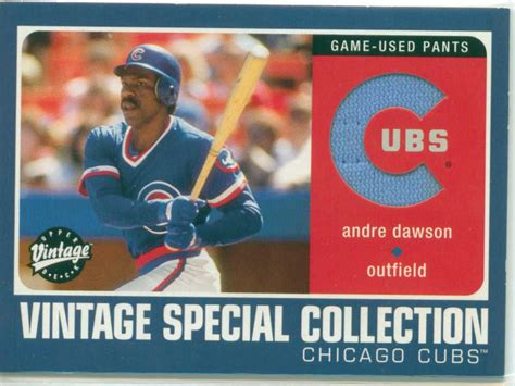 dawson collection file game used memorabilia cards 30 year old cardboard page 10