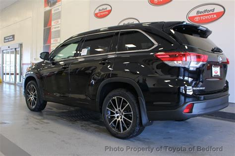 2015 Highlander Interior 2017 Used Toyota Highlander Se V6 Awd At Toyota Of Bedford