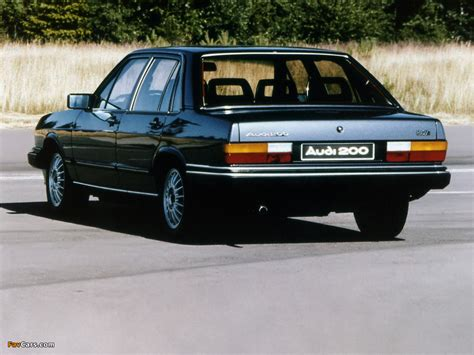 Audi 200 5t by Pictures Of Audi 200 5t 43 1979 1982 1024x768