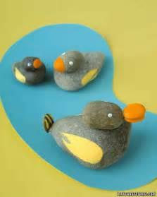 Rock Animal Crafts Kids