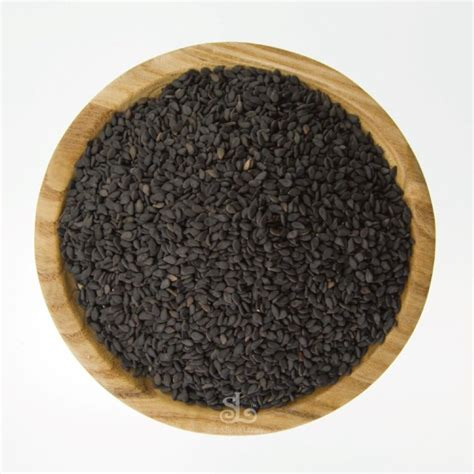 Black Sesame Seed 100gr black sesame seeds the spice library store
