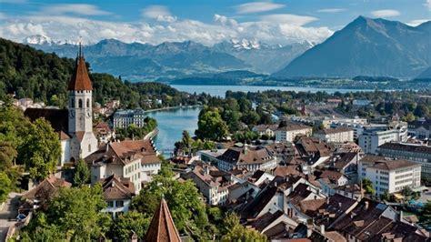 lade thun thoune suisse tourisme