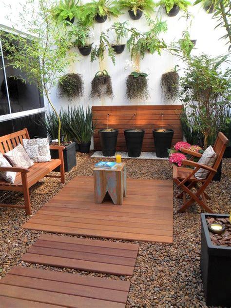 1000 ideas about patio de jard 237 n frontal en