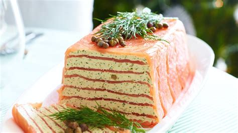 smoked salmon terrine recipe smoked salmon terrine recipe australian women s weekly