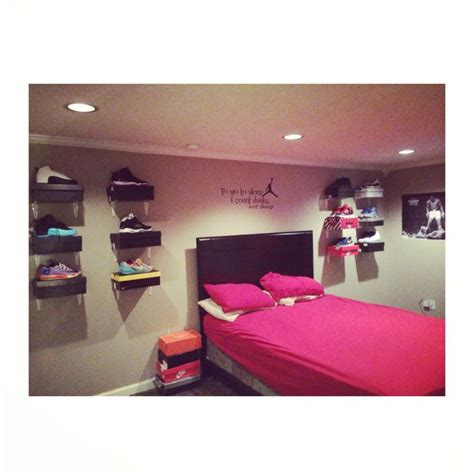 swag bedroom sneakerhead room ideas google search son with swag