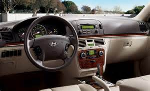 2008 Hyundai Sonata Car And Driver