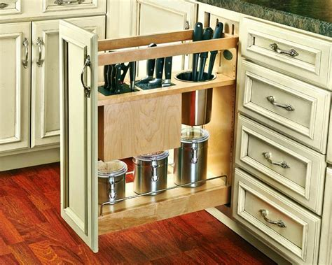 Vertical Drawers To Get The Most Of Your Kitchen Space