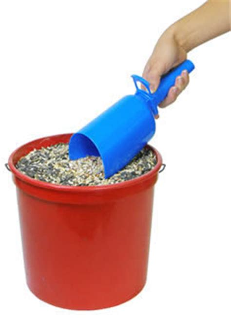 duncraft com bird seed scoop