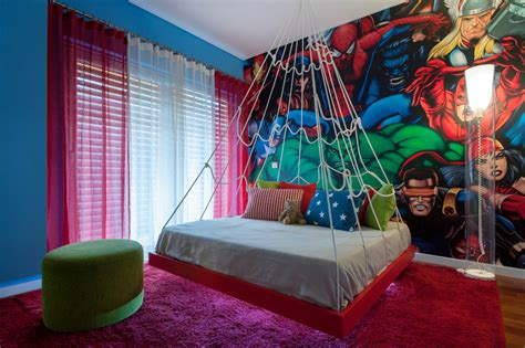spiderman decorations for bedroom 55 wonderful boys room design ideas digsdigs