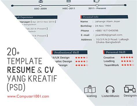 Template Cv Kreatif 25 Ide Terbaik Tentang Cv Kreatif Di Creative Cv Template Dan Desain Cv