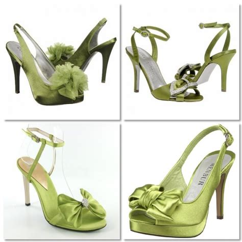 Wedding Green Shoes by A Pear Of Green Wedding Shoes Wedding Shoes