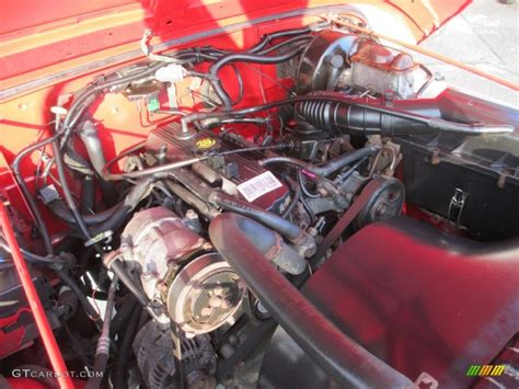 1995 Jeep Wrangler Engine 1995 Jeep Wrangler S 4x4 Engine Photos Gtcarlot