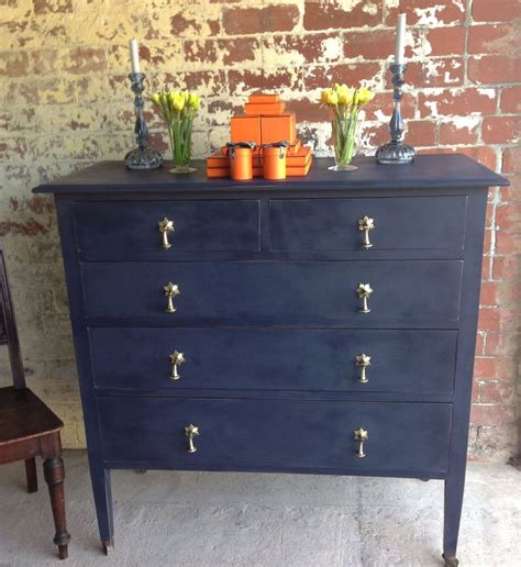 navy blue chest of drawers uk 1000 images about sally white designs painted furniture