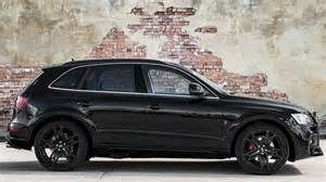 black kahn design audi q5 is one crossover