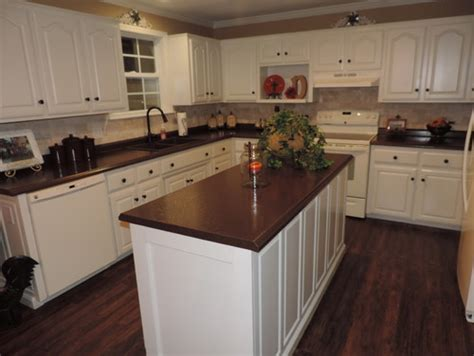 off white painted kitchen cabinets painted oak kitchen cabinets off white