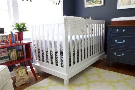 Baby Mod Crib by 187 Painted Baby Mod Crib The Nesting